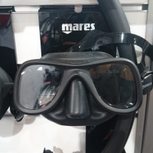 Maska freedivingowa Samurai X