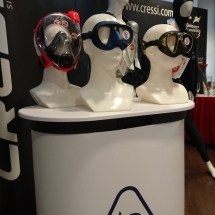 Maski pełnotwarzowe DUKE, maska CALIBRO i ZEUS