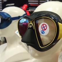 Nowa maska z linii ATELER z systemem FOG STOP- ZEUS